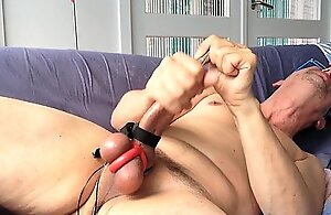 Ejaculation near HD