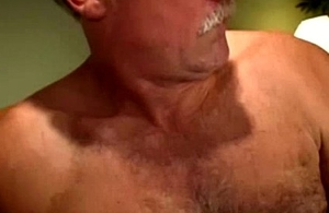 Redneck matures dilf getting sucked