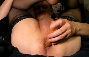 solo tube meat arse splaying