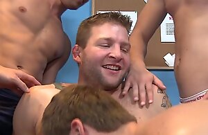 Colby Jansen obtaining inadequate on tap an orgy