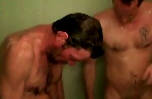 Mature duo masturbating do research a shower