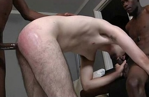 Uninspiring lads banged my black blissful males 01
