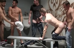 Gay amateur schlongs orgy handy the glory space